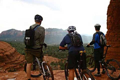 Explorers Mountainbiking