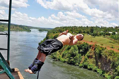 Adrift Nile High Bungee