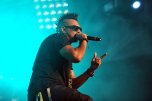 Sean Paul live in Kampala November 9