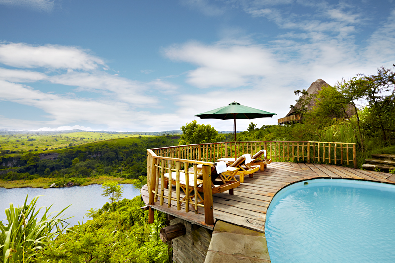 Kyaninga Lodge: A taste of paradise