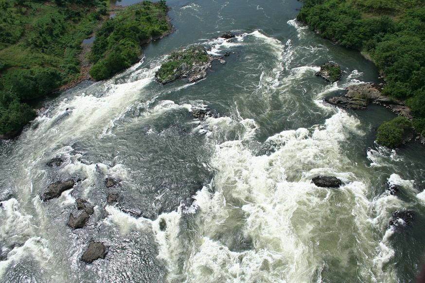 Source of the River Nile