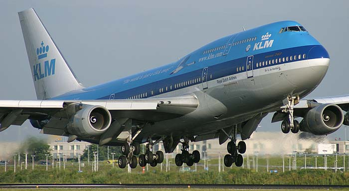 klm royal dutch airline india: