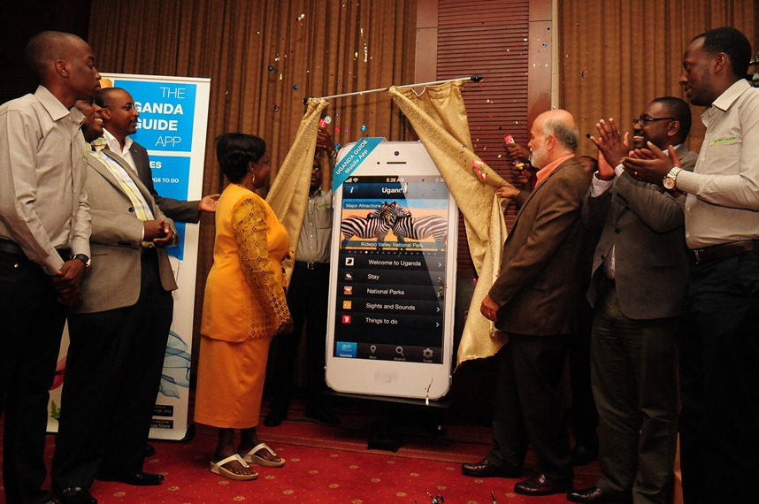 Gallery: Uganda Guide App Launch at Kampala Serena Hotel, 12 July 2013