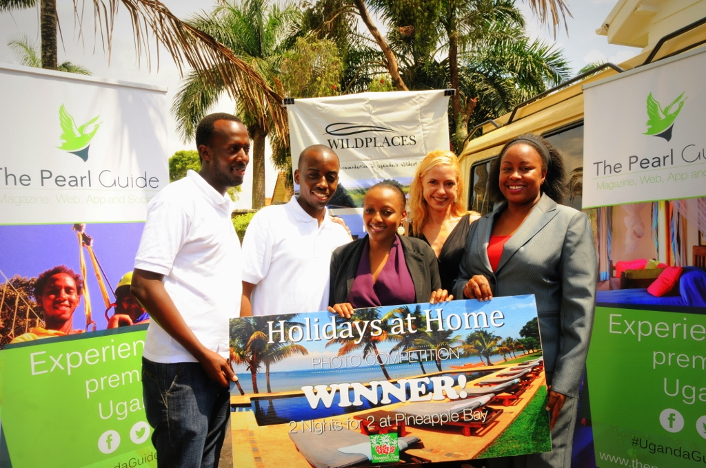 Lyna Bishanga wins 3rd Holidays at Home Campaign