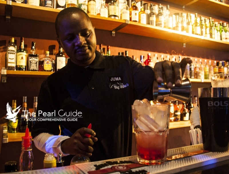 Big Mike's Cocktail Bar Kampala