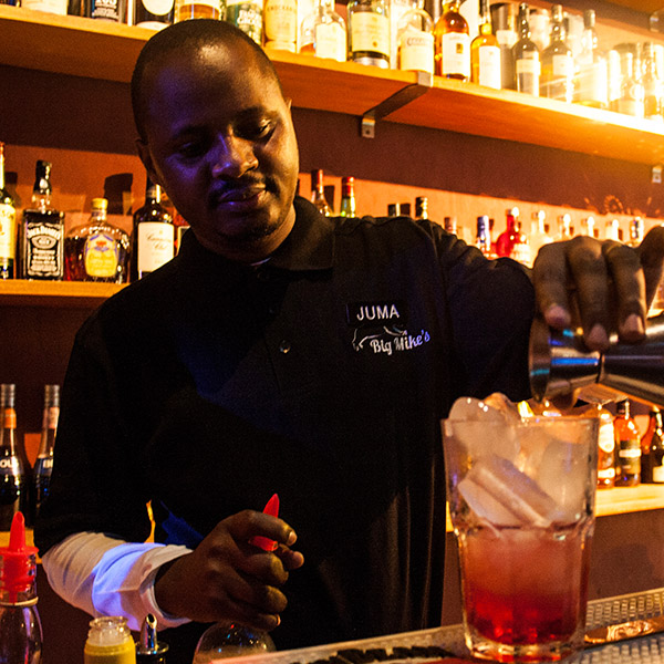 Big Mike's Kampala: Cocktails as they should be