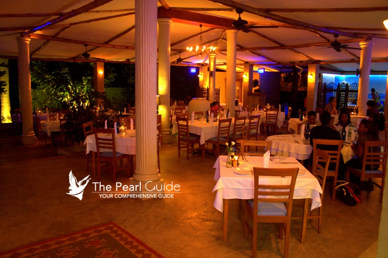 Mythos Greek Taverna and Lounge Uganda