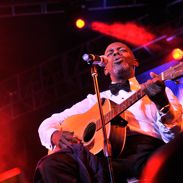 Nile Gold Jazz Safari 2014: Uganda's Apex of Live Music